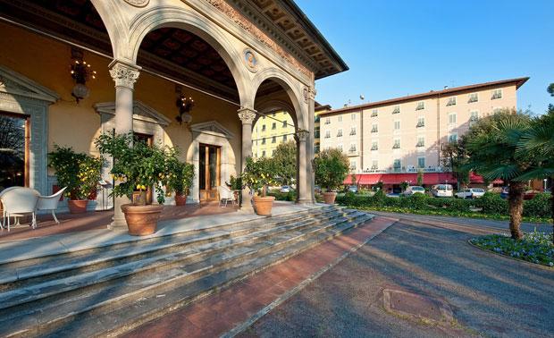 Hotel Montecatini Pensione Completa